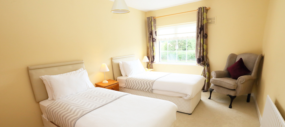 Double room at blackrath farmhouse